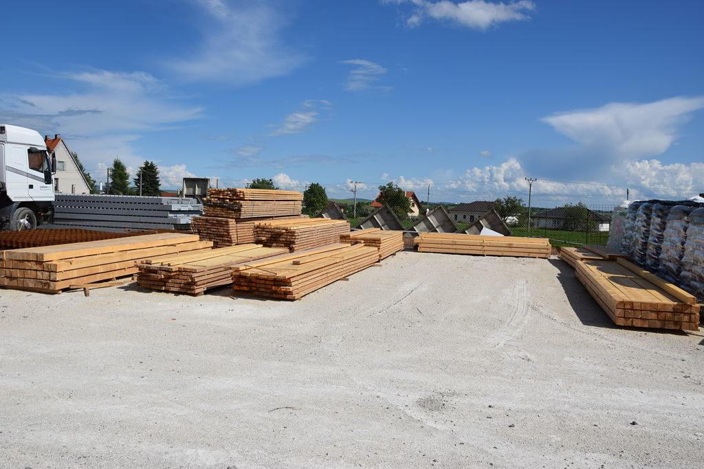 stavebne rezivo Stavebniny