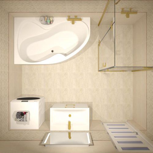 vizualizácia kúpeľňe zlaté moravce